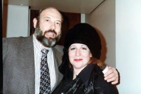 Sergio Casoy e Aprile Millo - 29/05/1997
