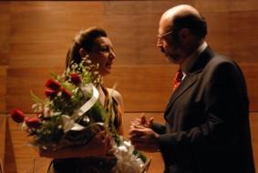 Claudia Riccitelli e Sergio Casoy TMSP-Concerto Puccini - 24/08/2008