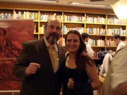 Sergio Casoy e Cristiane Bello Guse - 9/12/2009