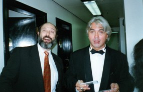 Sergio Casoy e Dmitri Hvorostovski -  03/09/1997