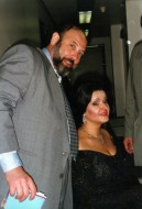 Sergio Casoy e Galina Gorchakova - 06/05/1999
