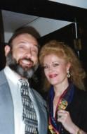 Sergio Casoy e June Anderson - 08/04/1998