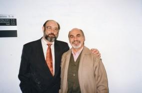 Sergio Casoy e Luiz Orefice - 22.05.1999