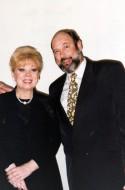 Mirella Freni e Sergio Casoy -  06/08/1999