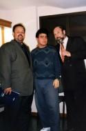 Paulo Mandarino, Juremir Vieira e Sergio Casoy- 22/05/1999