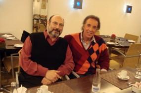 Sergio Casoy e Raul Gimenez - 06/08/2007