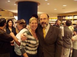 Regina Helena Mesquita e Sergio Casoy- 09/12/2009