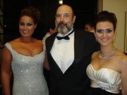 Adriana Clis, Sergio Casoy, Gabriella Pace-XIII Premio Carlos Gomes-05.05.2010