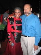 Adriana Clis (Valquíria) e Sergio Casoy-Manaus 2005