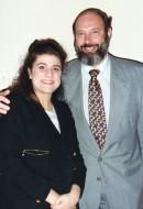 Cecilia Bartoli e Sergio Casoy - 8.11.1996