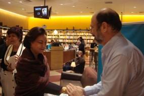 Beatriz Segall e Sergio Casoy - 9.12.2009