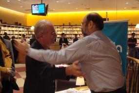 Gilberto Tinetti e Sergio Casoy - 9.12.2009