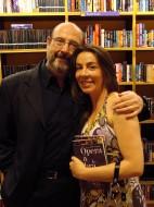 Sergio Casoy e Denise de Freitas-27.03.2009