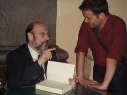 Sergio Casoy e André Heller - 27.03.2007