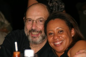Sergio Casoy e Edna D'Oliveira-Belém 2.09.2007