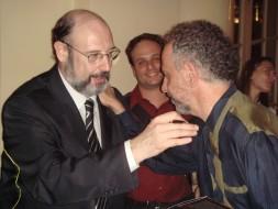 Sergio Casoy,André Heller, Jamil Maluf -27.03.2007