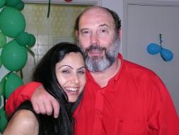 Luciana Bueno e Sergio Casoy-1.12.2004
