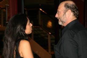 Luciana Bueno e Sergio Casoy-2.set.2007