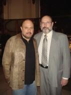 Licio Bruno e Sergio Casoy-Rigoletto T.SPedro, 29.07.2010