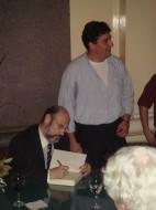 Sergio Casoy e Marcello Vannucci-TMSP- 27.03.2007