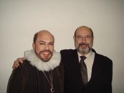 Miguel Geraldi (Duca) e Sergio Casoy-Rigoletto S.Pedro-28.07.2010