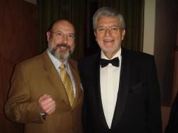 Sergio Casoy e Juan Pons-14/06/2010