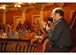 Sergio Casoy-Palestra Teatro da Paz em Belém-8/8/2005