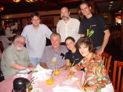 Lauro M.Coelho,J.L.Sampaio, Sherrill Milnes, Sergio Casoy-15/09/2006