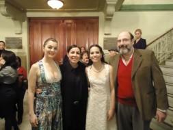 Solange Siquerolli (Amor), Denise de Freitas (Orfeo),Lina Mendes (Euridice), Sergio Casoy-T.S.Pedro-22.05.2010