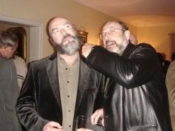 Stephen Bronk e Sergio Casoy-11.06.2007