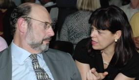 Sergio Casoy e Luigina Peddi-Mem.America Latina-19.08.2008
