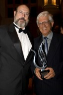 Sergio Casoy e Roberto Duarte-Prêmio Carlos Gomes-5.05.2010