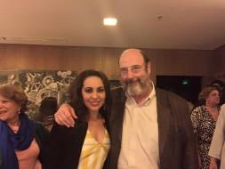 Carmen Monarcha e Sergio Casoy-28.10.2015