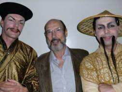Denis Sedov (Camareiro), Sergio Casoy e Eric Herrero (Pescador) -Rouxinol TMSP-9.12.12