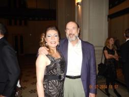 Denise de Freitas e Sergio Casoy-9a.de Beethoven Sala S.Paulo-6.07.2014