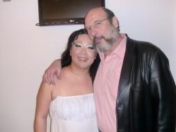 Eiko Senda (Sieglinde) e Sergio Casoy-TMSP-19.11.2011