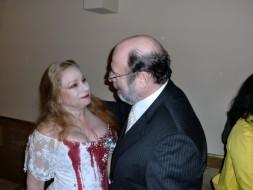 Eliane Coelho (Abigaile) e Sergio Casoy - Nabucco Rio 23.7.11