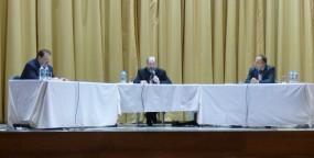 Enzo Dara, Sergio Casoy, M.Sergio Monterisi -M.Redonda T.S.Pedro 22.09.2012