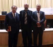 Enzo Dara, Sergio Casoy, M.Sergio Monterisi - T.S.Pedro 22.09.2012
