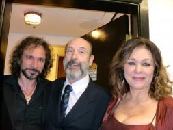 Fabio Armiliato, Sergio Casoy, Daniela Dessì-31.08.2012-TMSP