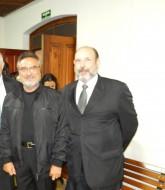 Giuseppe Sabatini e Sergio Casoy-28.08.2014