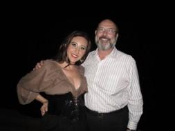 Keila de Moraes (Maddalena) e Sergio Casoy-Rigoletto Olido-13.04.2011