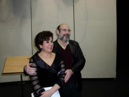 Laura de Souza e Sergio Casoy em Tatuí-2011