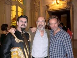 Leonardo Pace (Imperador), Sergio Casoy e Martin Muhele -Rouxinol TMSP-9.12.12