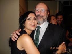 Luciana Bueno (Lola) e Sergio Casoy-Cavalleria TMSP-18.10.14