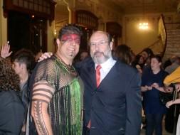 Marcello Vannucci (Peri) e Sergio Casoy- Guarany T.S.Pedro-25.10.2011