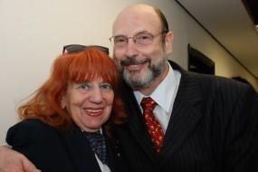 Maria Rosa Sabatelli e Sergio Casoy-24.08.2011
