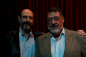 Sergio Casoy e Achille Picchi-UNESP 21.08.2012