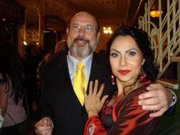 Sergio Casoy e Luciana Bueno-Carmen T.Spedro 30.03.2011