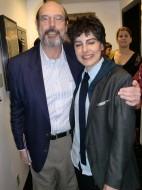 Sergio Casoy e Luisa Francesconi (Idamante)-TMSP-14.04.2012
